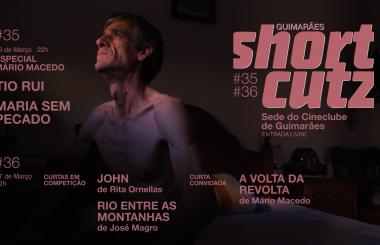 26-27 MAR | Sessão especial Guimarães Shortcutz