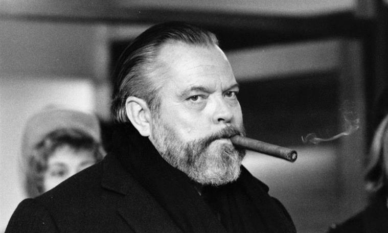 15 OUT   Os Olhos de Orson Welles