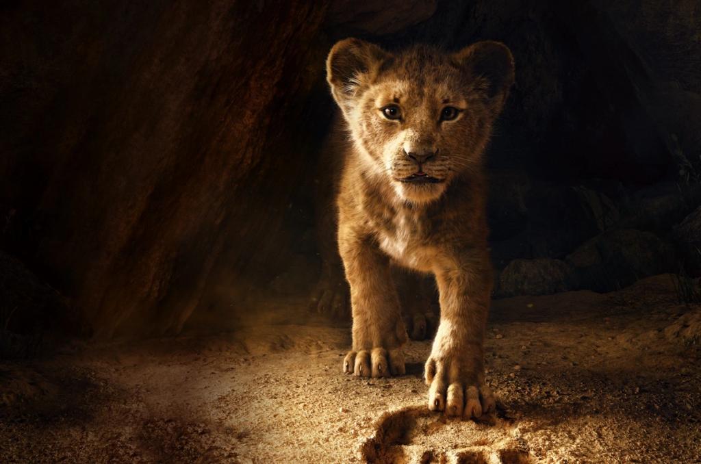 26 OUT   O Rei Leão