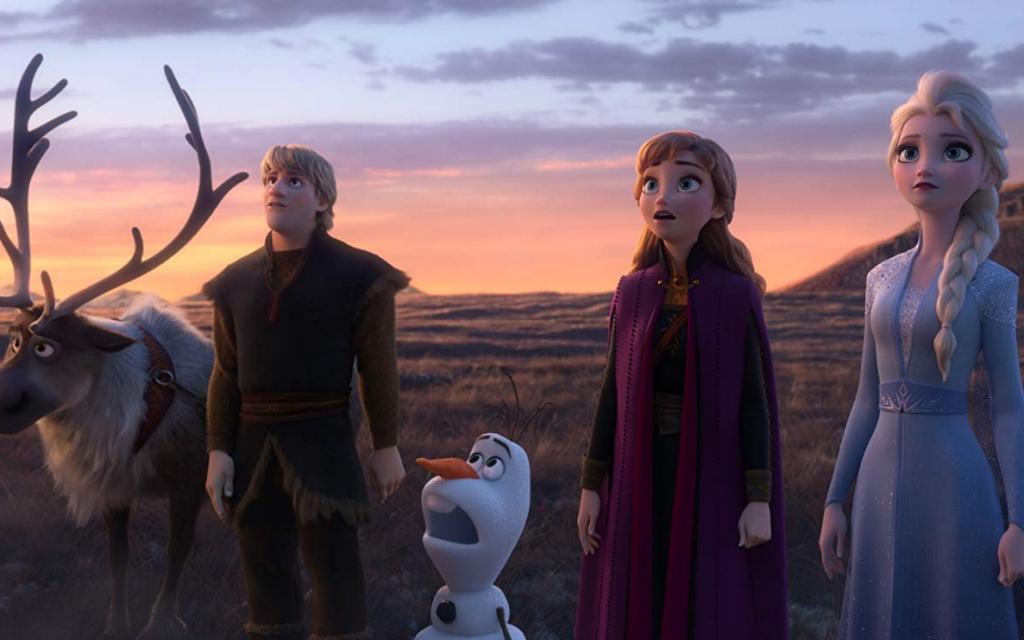 04 JAN   Frozen 2 – O Reino do Gelo