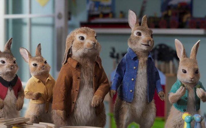 [20h30] 10 JUL | Peter Rabbit 2